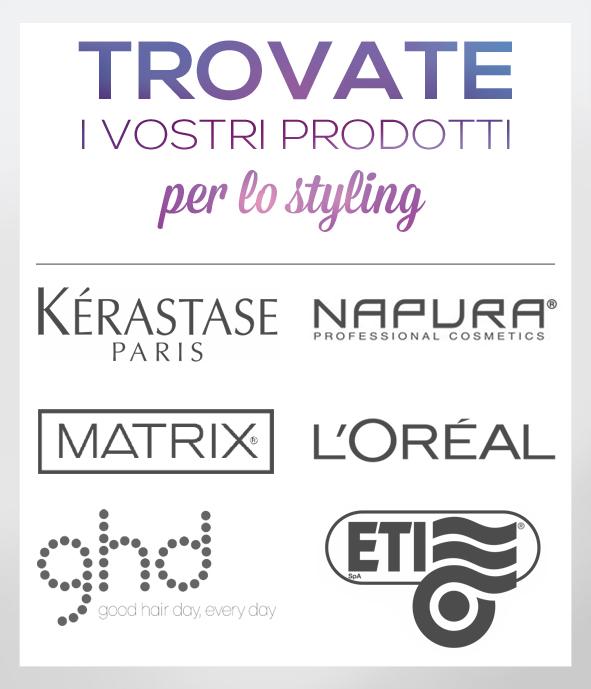 Tutti i prodotti per lo styling